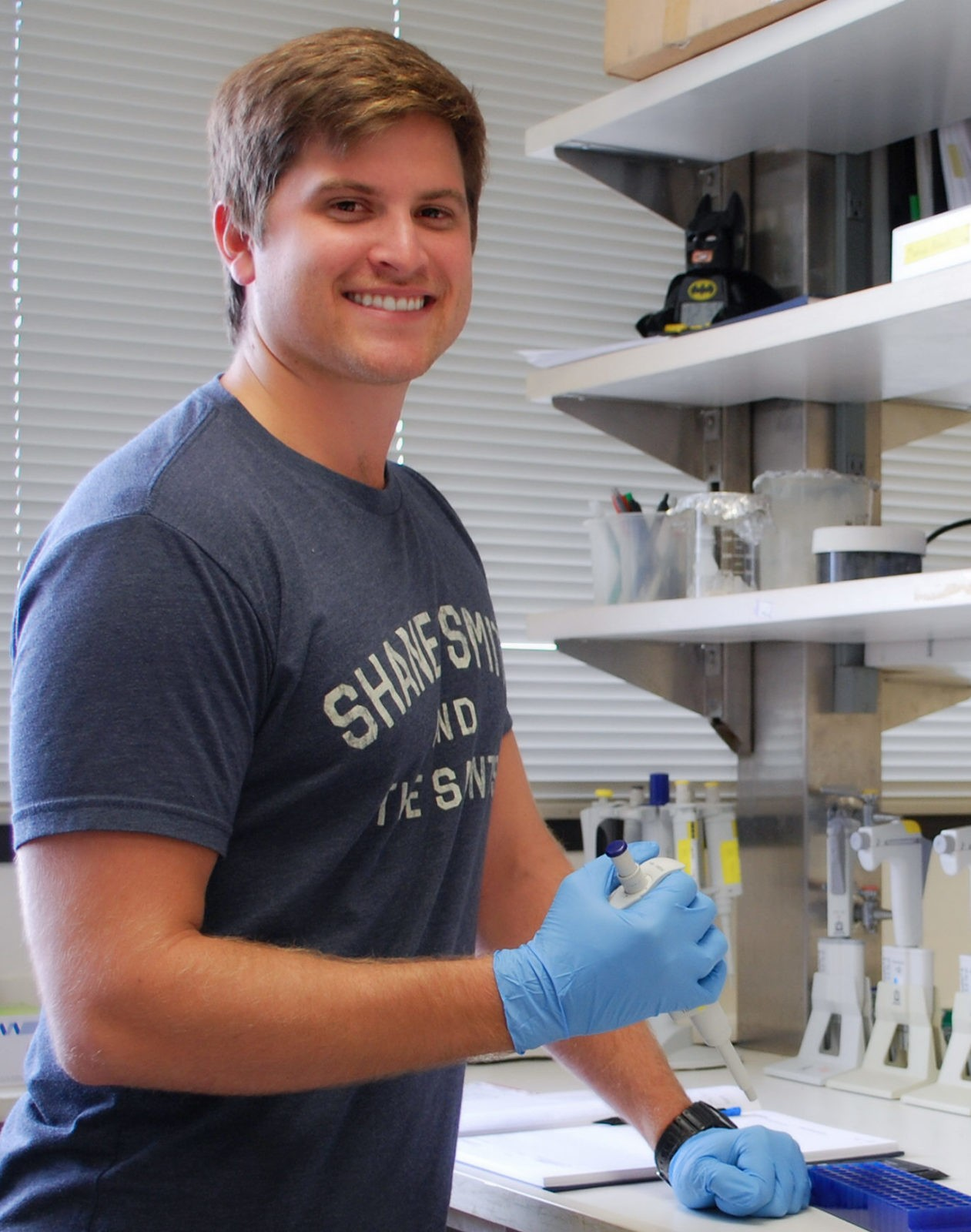 Kevin Bredemeyer, PhD Candidate