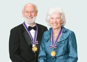 Drs. Peter & Rosemary Grant